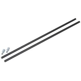 CAMPZ Glasfaserstab mit Stift 11mm/0,55m